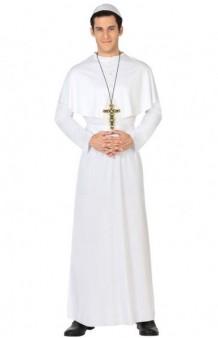 Disfraz Papa Blanco