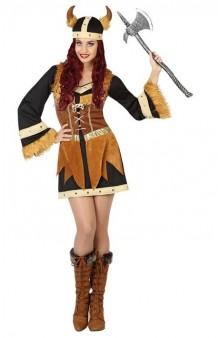 Disfraz Vikinga Guerrera