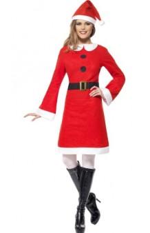 Disfraz Mamá Noel Basic