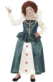 Disfraz Reina Elizabeth
