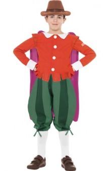 Disfraz Noble Tudor