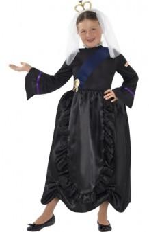 Disfraz Reina Victoria