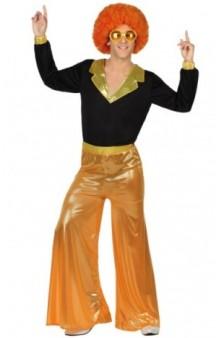 Disfraz Disco Naranja Chico