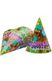Gorros Scooby-Doo, 4 uds.