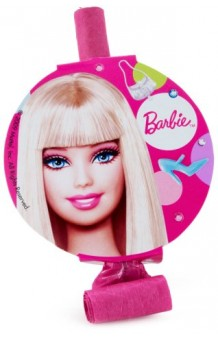 Espantasuegras Barbie, 4 uds.