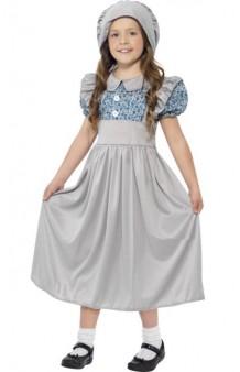 Disfraz Colegiala Victoriana