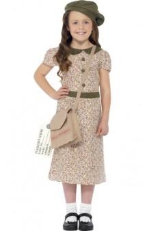 Disfraz Colegiala 2ª Guerra Mundial