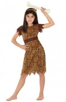 Disfraz Chica Cavernícola