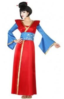 Disfraz Geisha 2 Colores