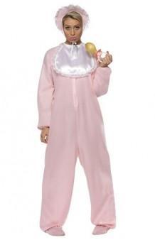 Disfraz Bebé Pijama Rosa