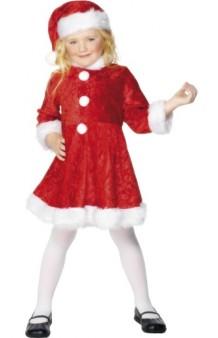 Disfraz Miss Santa Claus Basic