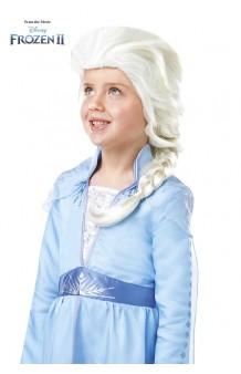 Peluca Elsa (Frozen 2). AGOTADO.