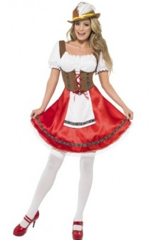 Disfraz Tirolesa Bavarian