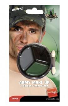 Kit Maquillaje Militar