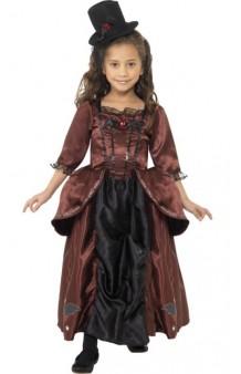 Disfraz Vampiresa Época Victoriana