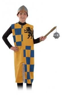Casaca Medieval Amarilla Infantil