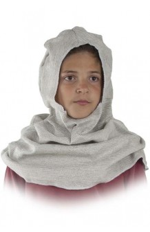 Capucha Medieval Infantil