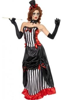 Disfraz Madame Vamp Burlesque