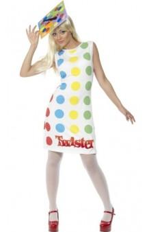 Disfraz Chica Twister (Licensed) T. M