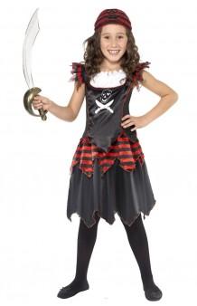 Disfraz Chica Pirata de los Mares