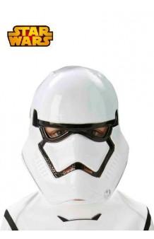 Máscara Stormtrooper EP7 Infantil (Star Wars). AGOTADO.