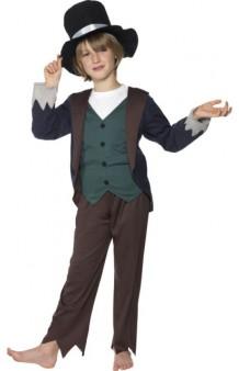 Disfraz Mendigo Victoriano