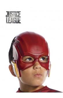 Máscara Flash Infantil (Liga de la Justicia)