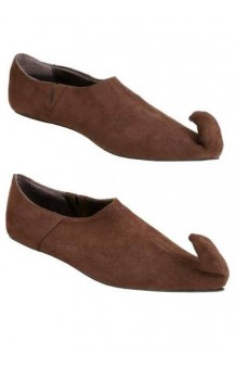 Zapato Medieval Marrón T. 40
