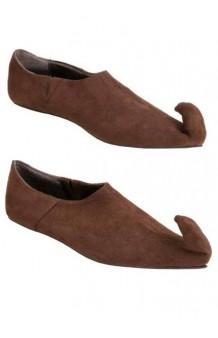 Zapato Medieval Marrón T. 42. AGOTADO.