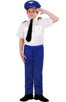 Disfraz Piloto Vuelo