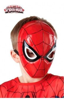Máscara Spiderman Infantil (Marvel)
