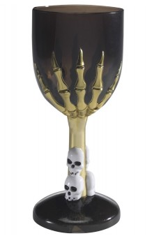 Copa Negra Garra Calavera