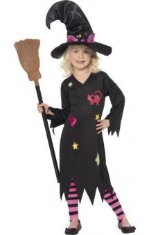 Disfraz Bruja Cinder 4-6 años