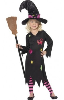 Disfraz Bruja Cinder 7-9 años