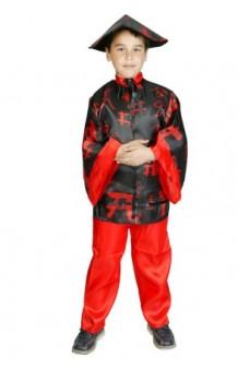 Disfraz Chino Negro