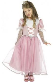 Disfraz Princesa Real 7-9 años