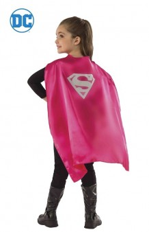 Capa Supergirl Infantil. AGOTADO.