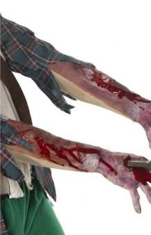 Manga Herida Hueso Roto