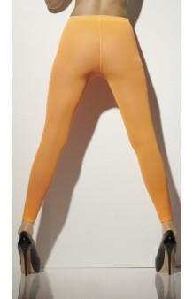 Pantys Naranja Neón