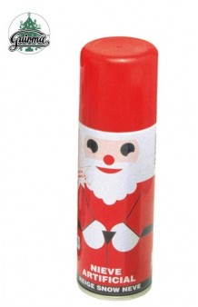 Bote Spray Nieve, 150 ml.