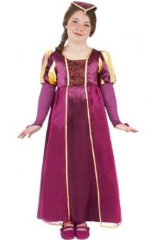 Disfraz Dama Tudor