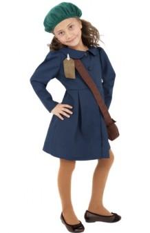 Disfraz Chica 2ª Guerra Mundial