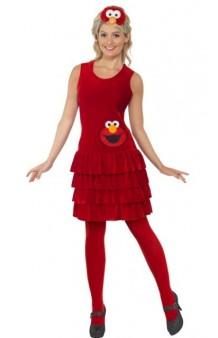 Disfraz Elmo (Barrio Sésamo) T. XS