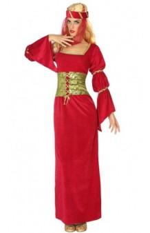 Disfraz Dama del Castillo