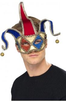 Máscara Bufón Veneciano