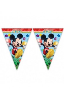 Banderines Mickey Mouse, 230 cm.