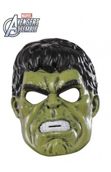 Máscara Hulk Infantil (Marvel)