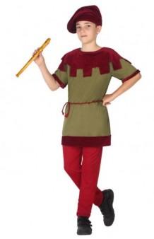 Disfraz Juglar Medieval