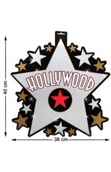 Decoración Estrella Cine