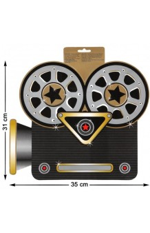 Decoración Cámara Cine